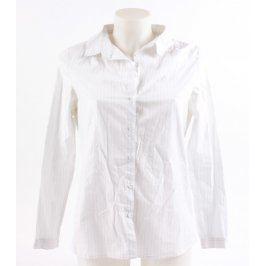 Dámská dlouhá košile Kangol bílá