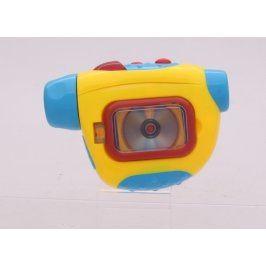 Dětská plastová kamera
