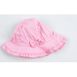 Dětský klobouček Mothercare růžový