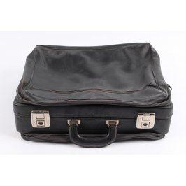 Kufr pracovní černý