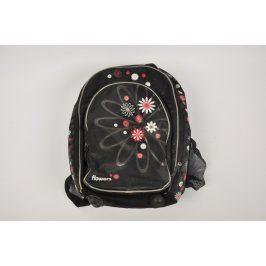Anatomický školní dětský batoh Karton P+P Flowers