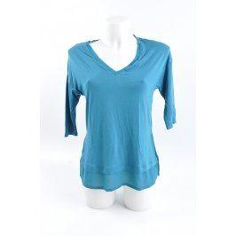 Dámské tričko F&F odstín modré