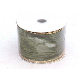 Vázací stuha Trend  51515123 zelená