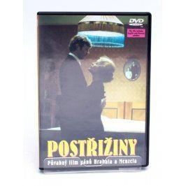 DVD film Postřižiny