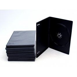 Obal na CD / DVD černé 8 ks