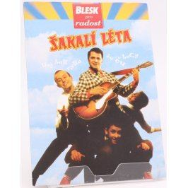 DVD film Šakalí léta