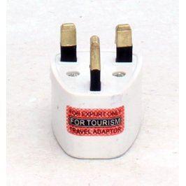 Cestovní adaptér BS 1363 13A