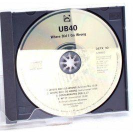 Hudební CD UB40 Where Did I Go Wrong