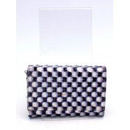 Dámská peněženka motiv šachovnice