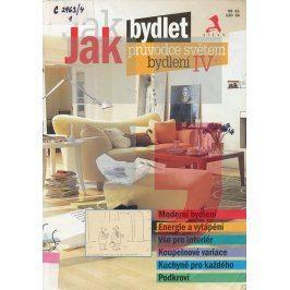 Časopis Jak bydlet, průvodce