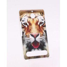 Obal na mobil s motivem tygra