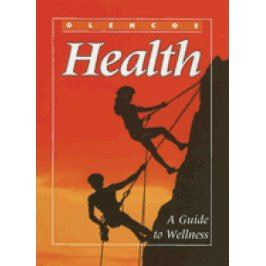 Průvodce Health Glencoe - student  workbook