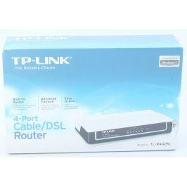 ADSL router TP-Link TL-R402M