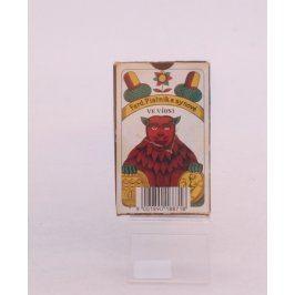 Jednohlavé hrací karty Piatnik