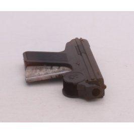 Dětská pistolka na hraní černá