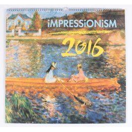 Kalendář Impressionism 2016