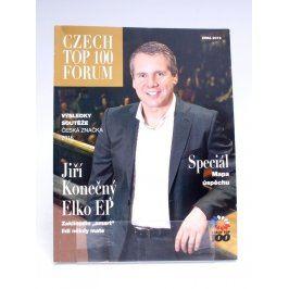 Časopis Czech top 100 forum zima 2016