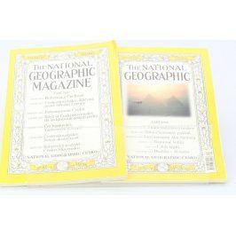 Časopisy The National Geographic Magazine