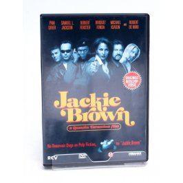 VHS film Jackie Brownová