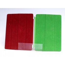 Pouzdra na tablety zelené a červené