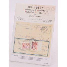 Bulletin Společnosti sběratelů číslo 2/2016