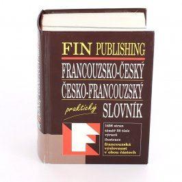 Česko-francouzský francouzsko-český slovník