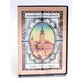 Historické pohlednice Žatce, Loun a okolí