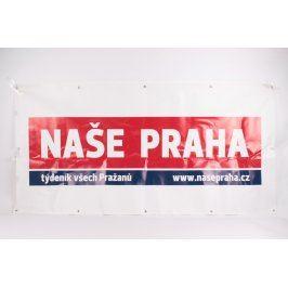 Propagační plakát Naše Praha