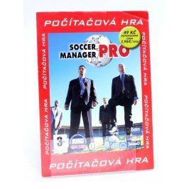 Hra pro PC Soccer manager pro
