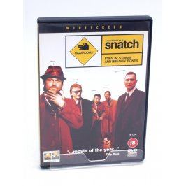 DVD Columbia Tristar Snatch