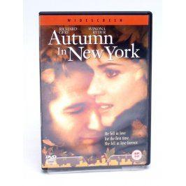DVD Columbia Autumn in New York