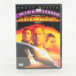 DVD Armageddon Touchstone pictures