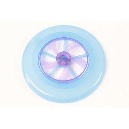 Modro-fialové frisbee s otáčivým systémem
