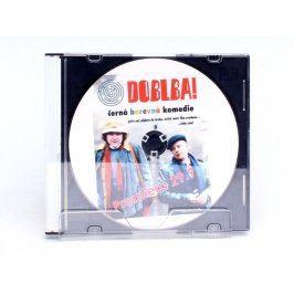 DVD Doblba! Černá barevná komedie