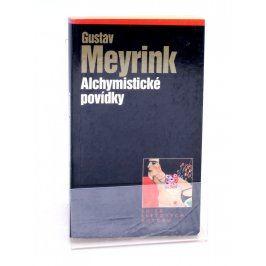 Kniha Alchymistické povídky Gustav Meyrink