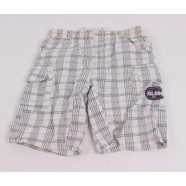 Dětské kárované šortky