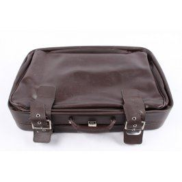 Cestovní kufr hnědý