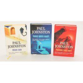 3 knihy od Paula Johnstona