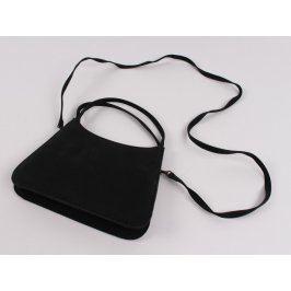 Dámská kabelka černé barvy elegantní