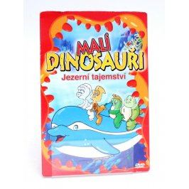 DVD Malí dinosauři - jezerní tajemství