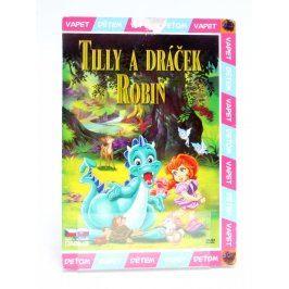 DVD Tilly a dráček Robin