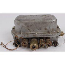 Elektroskříňka RR51-0. 12V 35A