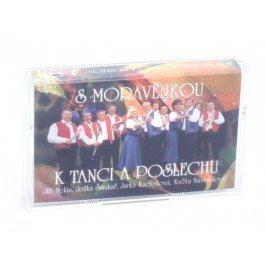 Audiokazeta K tanci a poslechu Moravěnka