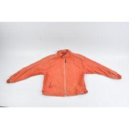 Pánská oranžová bunda RifleKhaki
