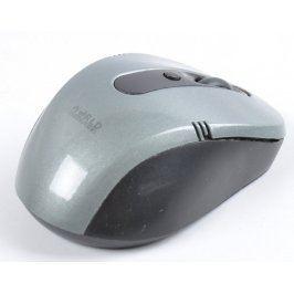 Optická myš 4World 07343 šedá