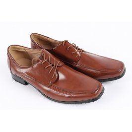 Pánská společenská obuv Barratts hnědá