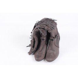 Dámské kozačky SMH shoes unlimited