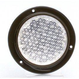 Osvětlení bílá odrazka průměr 8 cm