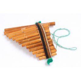 Dechový nástroj: Panova flétna