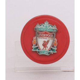 Kovová krabička na bonbony Liverpool FC